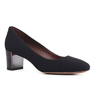 DONALD Pliner Corin Block Heel Pumps 9M